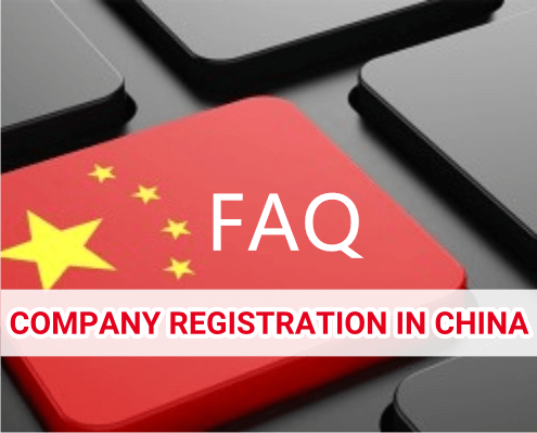 Ten Frequent Questions for China Company Registration