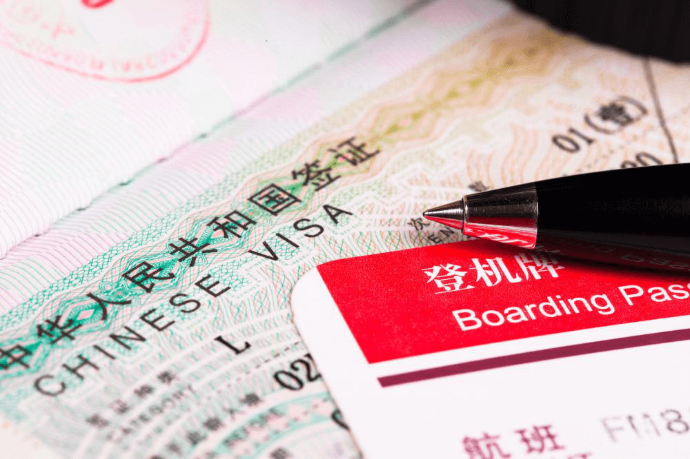 Z Visa, Work Visa in China